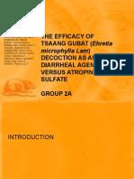 Pharma Charcoal Method