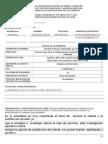 Formulario de Presentacion Tema Propuesta