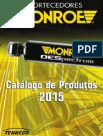Catalogo Monroe Amortecedores