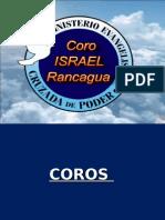 SECUENCIA DE COROS (SONARÁ LA TROMPETA EN SIÓN).ppt