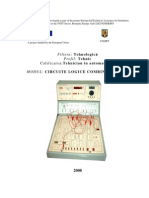 Circuite Logice Combinationale 1