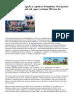 Paw Patrol En De España Capitulos Completos Nick Juniorl Patrulla Canina Español Juguetes Game Música En