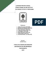 Laporan AAI Kelompok 8
