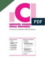 Istruzioni ICI