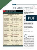 Velocity System
