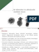 Curs 14_Diagnostic de Laborator in Afectiunile Mediate Imun_2013