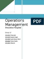Shouldice Hospital Solution