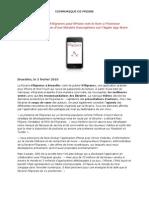 L'application iFiligranes pour iPhone met le livre à l'honneur