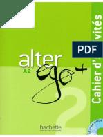 Alter Ego 2 Methode De Francais Livre De L Eleve Pdf