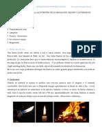 Introducción a Las FuInentes de Iluminación, Equipo y Accesorios