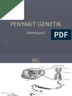 Penyakit Genetik Dr. Rahmayani