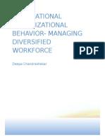 Managing Diverse Workforce