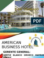 Diapositivas American Business Hotel