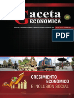 Revista Gaceta Economica-2013