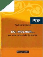 Paulina Chiziane - Eu, mulher