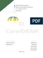 El CorelDRAW