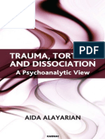 [Aida Alayarian] Trauma, Torture and Dissociation