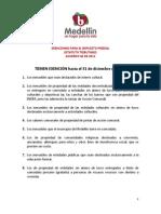 Exenciones Para El Impuesto Predial Estatuto Tributario Acuerdo 64 de 2012 (1)