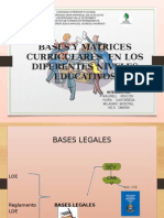 Bases y Matrices