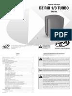 Manual Tecnico DZ Rio 1 3 Turbo Digital