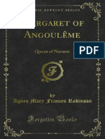Famous Women - Margaret of Angoulème, Queen of Navarre