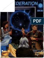 Star Trek Rpg - Fasa - 2011 the Federation