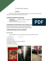 Laboratorio Peso Especifico Cemento Avellaneda CPF40