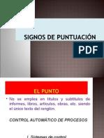 Signos de Puntuación (1)