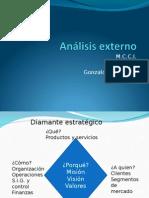 Análisis Externo MCCI