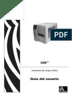 Impresora Zebra s4m-Es
