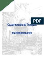 Hidrociclones