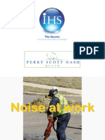 IHS - Noise at Work Guidance