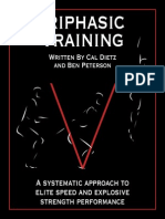 Cal Dietz and Ben Peterson - Triphasic Training