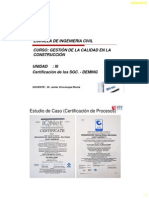 3 FIC GCC- SGC Proceso de Certificacion ISO 9000