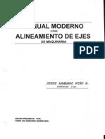 Manual Moderno de alineamiento de Ejes