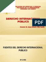 Fuentes Del Dip - Tratados y Costumbre Internacional