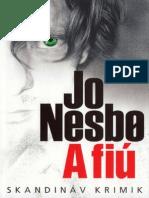 A fiu - Jo Nesbo