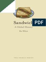 Sandwich. a Global History