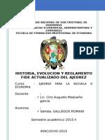 Historia Del Ajedrez (Recuperado)