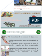Principios Administrativos Jeisson Mejia