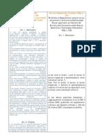 Confronto Leggi istruzione italiane 509/04 e 270/99