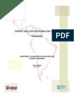 Perfil Sistema Salud-panama 20071