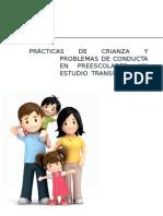 PRACTICAS+DE+CRIANZA+Y+CONDUCTAS+EN+PREESCOLARES+ESTUDIO+TRANSCULTURAL