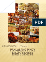 Panlasang Pinoy Meat Recipe.