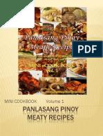 Panlasang Pinoy Meat Recipe.