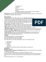 Shadowrun Cheatsheet Basics and Combat