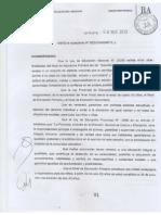Resolucion 81-13 Unidad Pedagogica