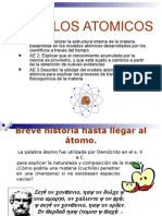 Modelos Atomicos 8 Basico