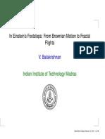 Lecture by v.balakrishnan