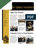 BTL Sphinx Publication Sept 2015